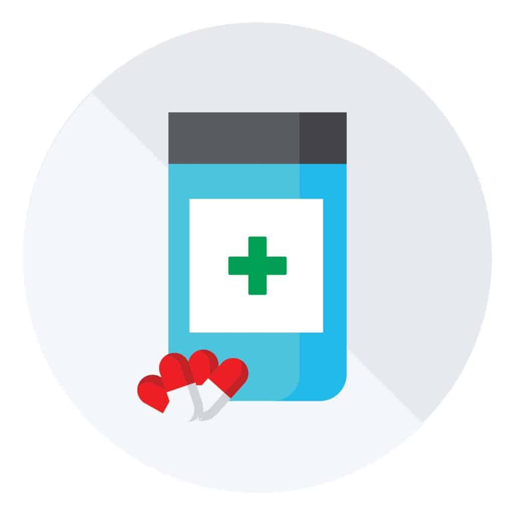 An image of a pill bottle to show a cure for neuropathy