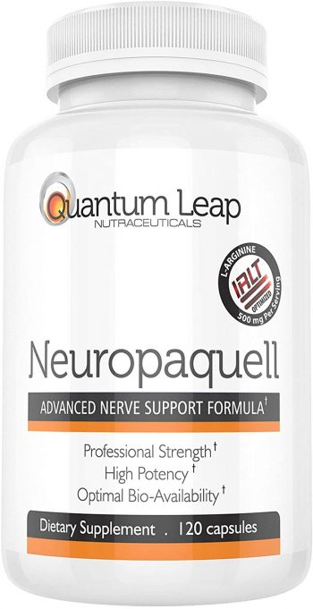 1 bottle of Neuropaquell neuropathy supplement