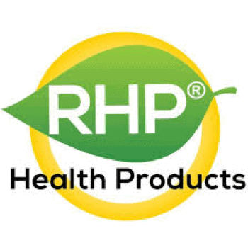 RHP Real Health Products Logo